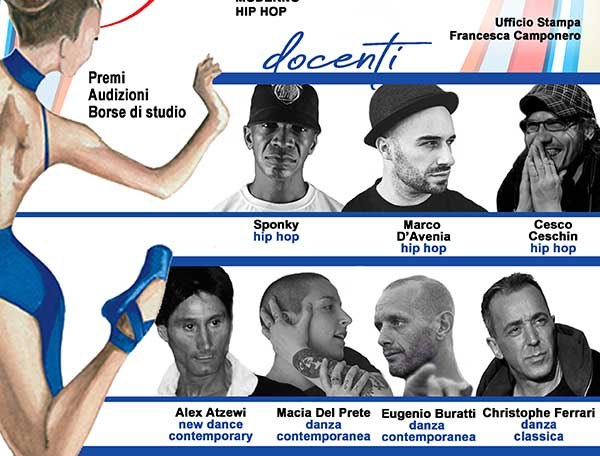 Stage Danza con Dance With Us Senigallia
